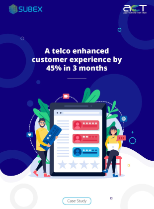 ACT Case study_Improving customer Experience
