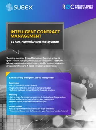 Intelligent-Contract-Management